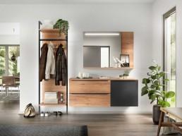 Moderne Garderobe